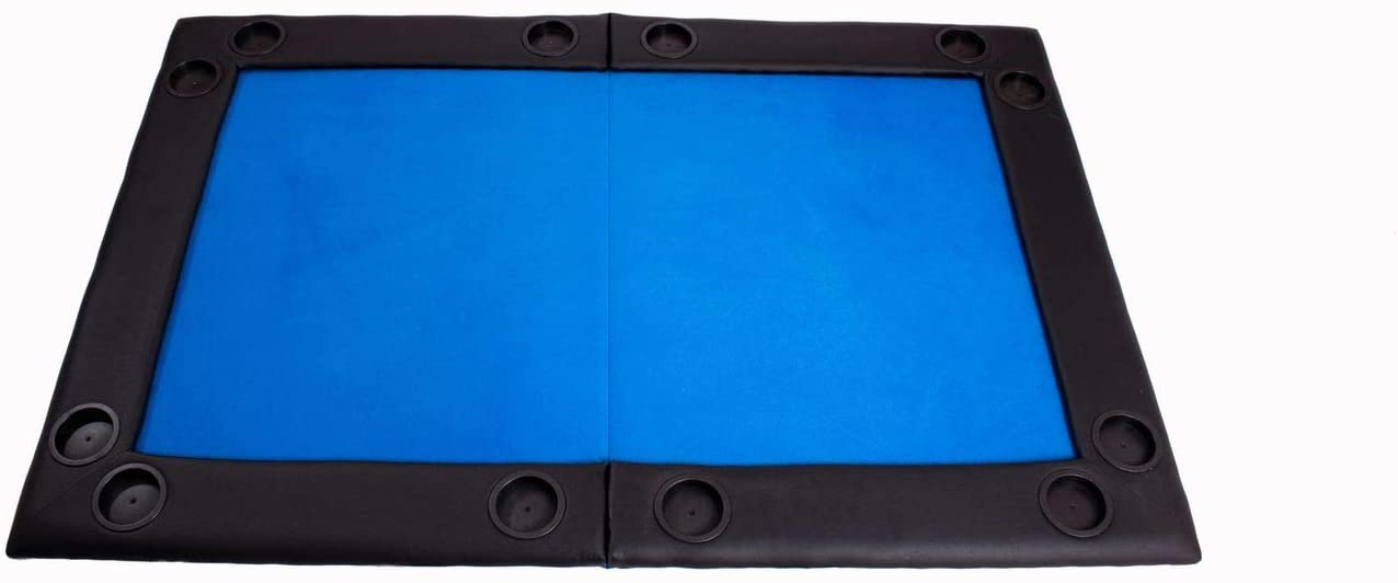 "Game Night Table Topper 40""x60"" Blue - GNTT1002BLU"