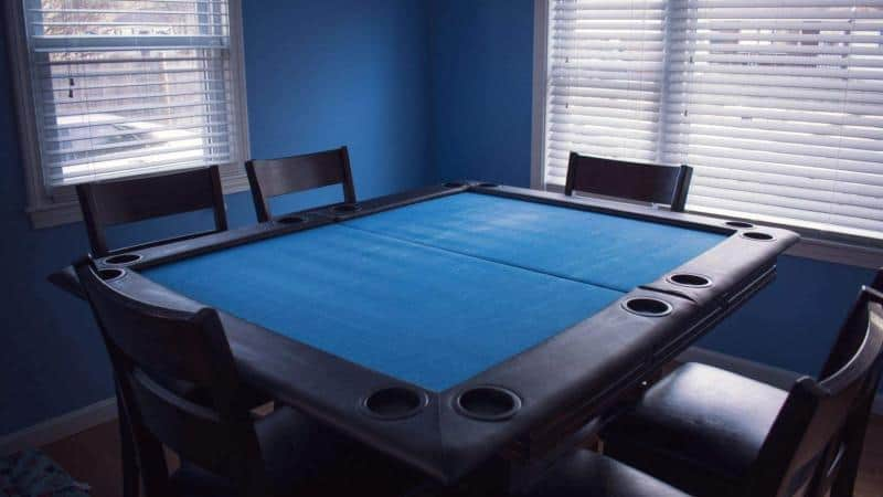 Game Night Table Topper – Great For Poker Games