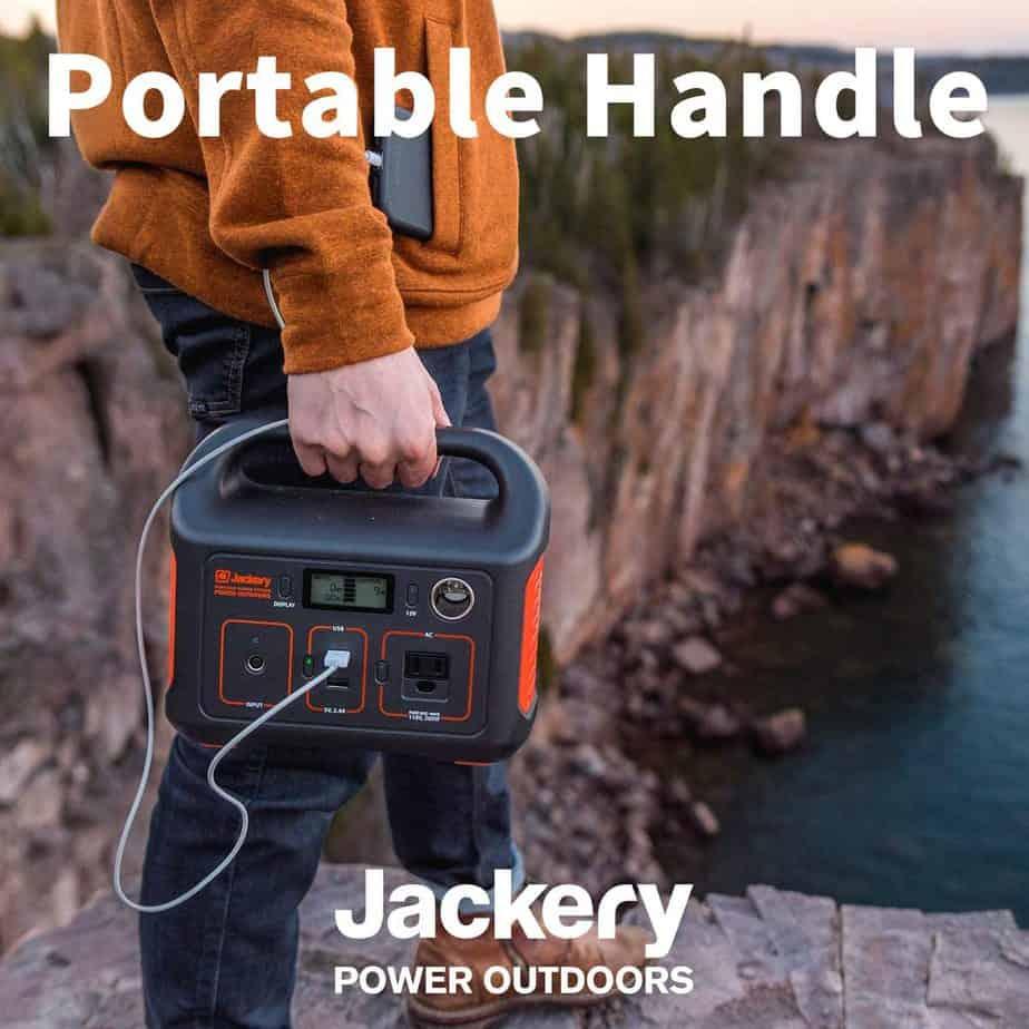 Jackery Portable Power Station Explorer 240