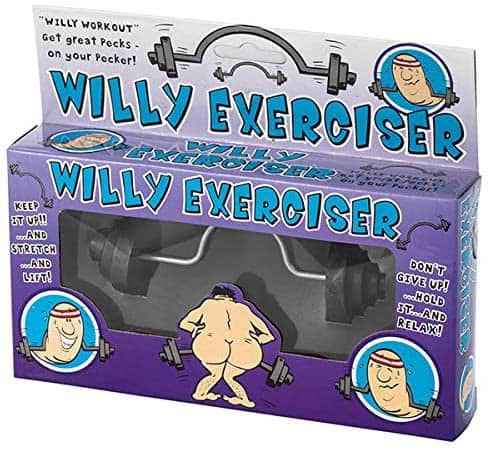 The Willy Exerciser – Gifts For Men