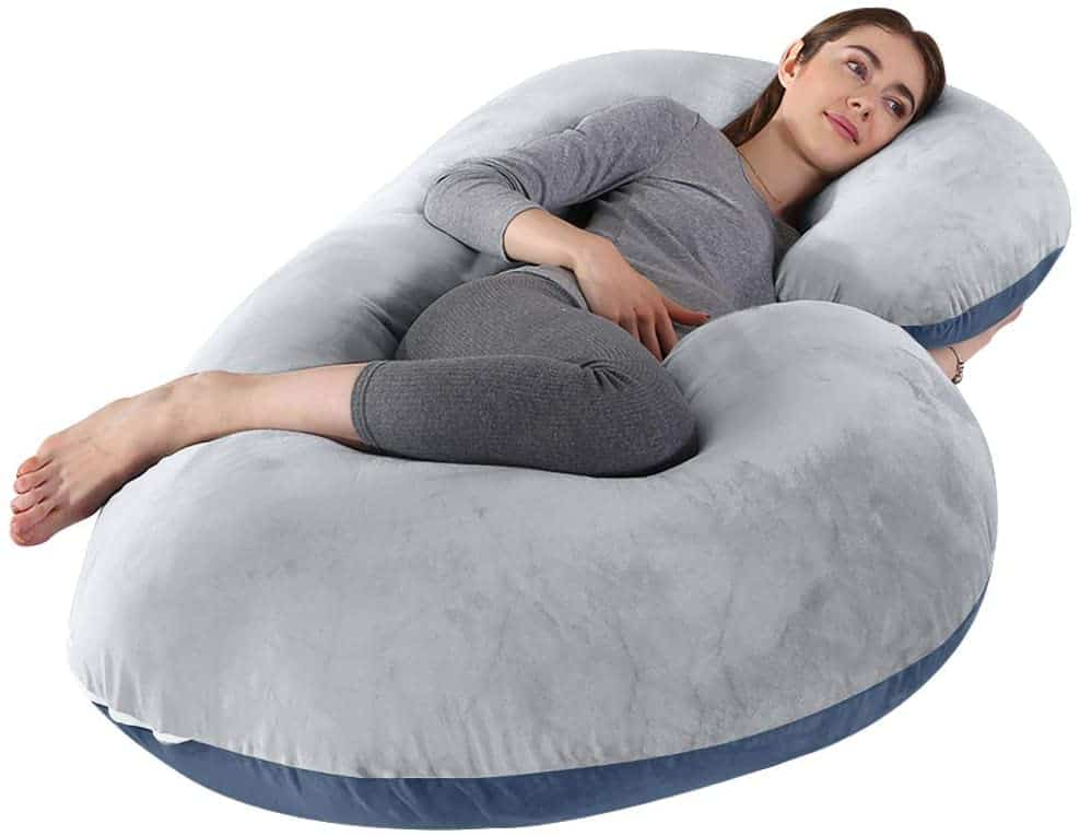The Pregnancy Pillow
