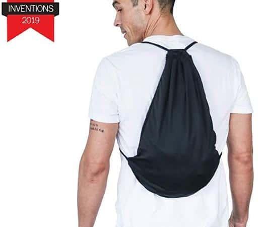 Quikflip 2-in-1 Reversible Backpack Hoodie