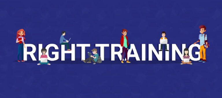 right training banner 768x342