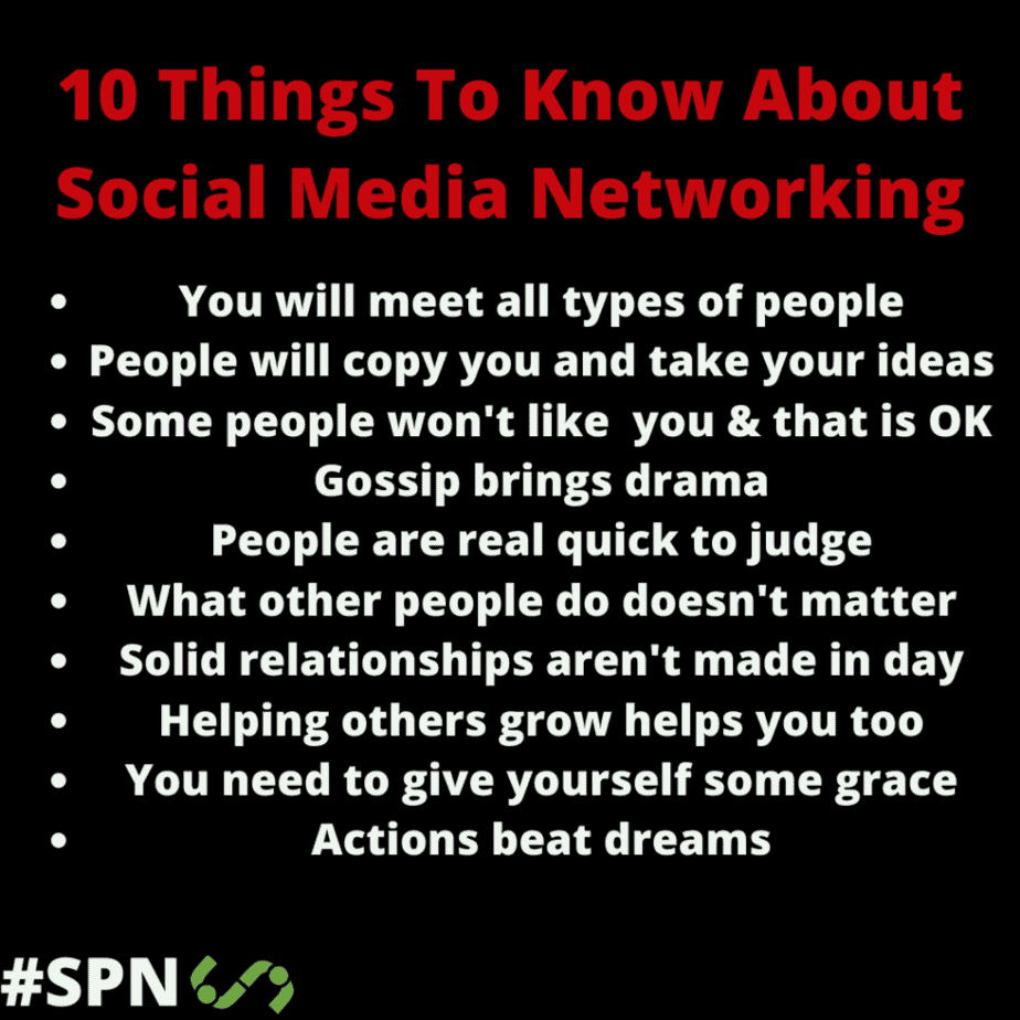 10 Things To Know About Social Media Networking