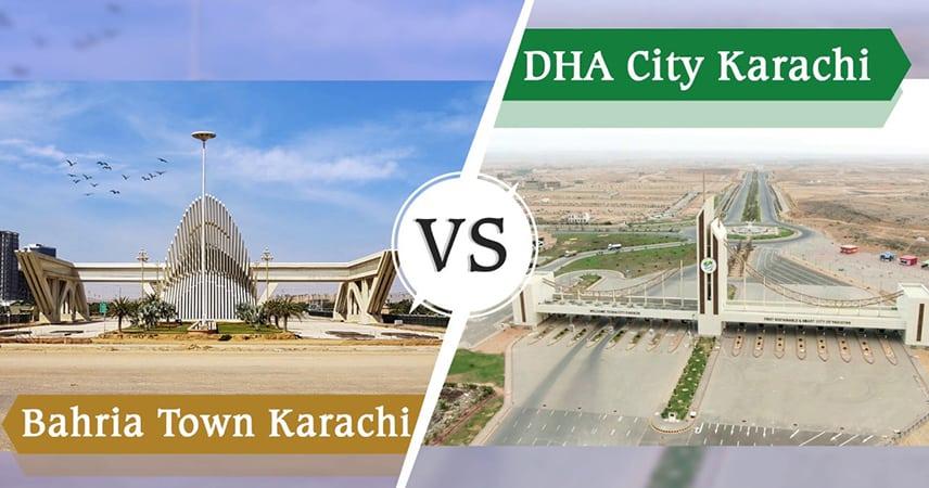 Bahria-Town-or-DHA-Karachi
