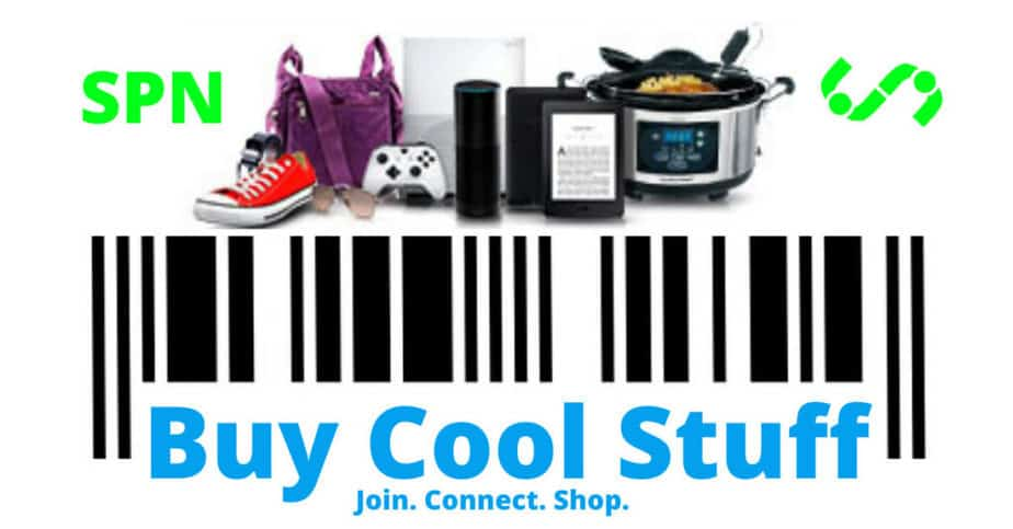 Buy Cool Stuff.