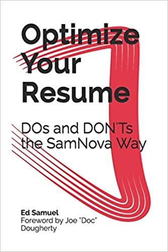 Optimize Your Resume: DOs and DON'Ts the SamNova Way