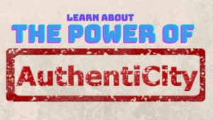 Learn about The Power of Authenticity