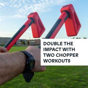 ChopFit Chopper Functional Trainer