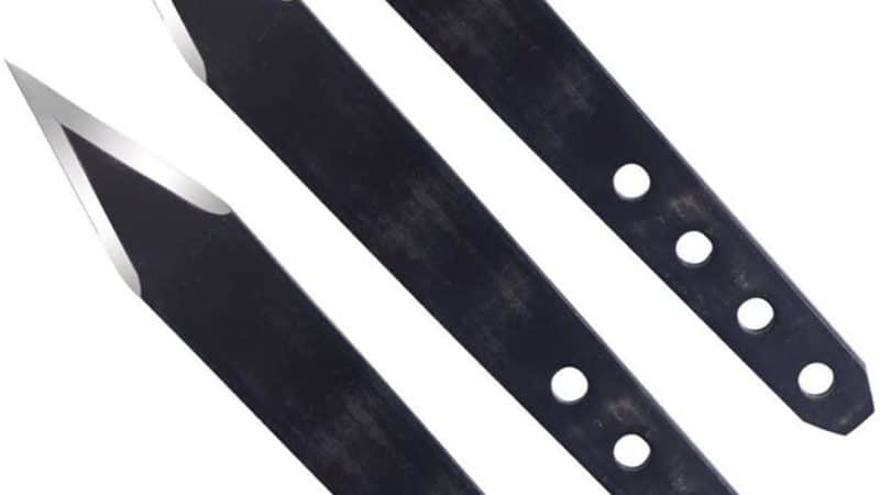 Condor Tool & Knife Half Spin Thrower Knife Set