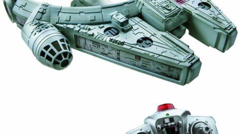 Remote Control Millennium Falcon – Star Wars Toy