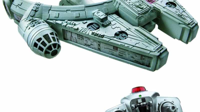 Remote Control Millennium Falcon – Star Wars Toy