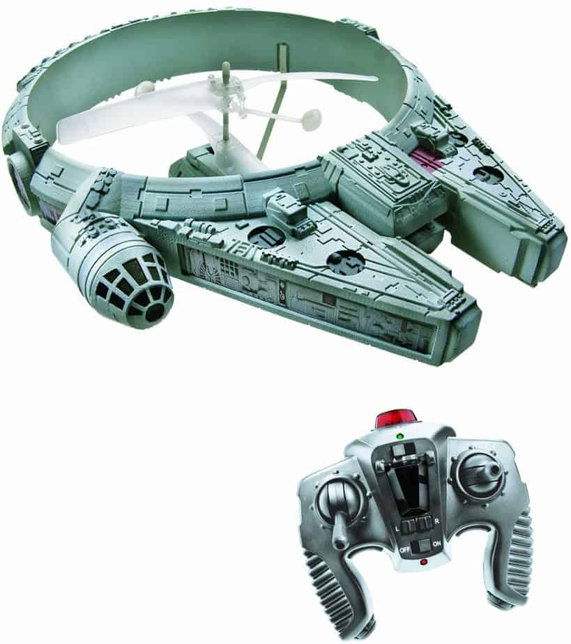Star Wars Flying Millenium Falcon RC