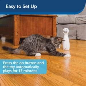 PetSafe Bolt Automatic Interactive Laser Cat Toy