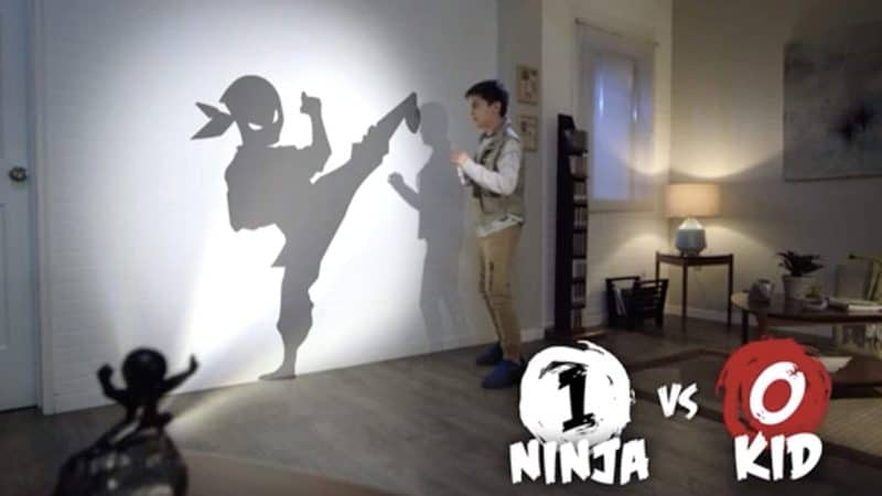 Shadow Fighter – Can You Be Faster Than Your Shadow Age
