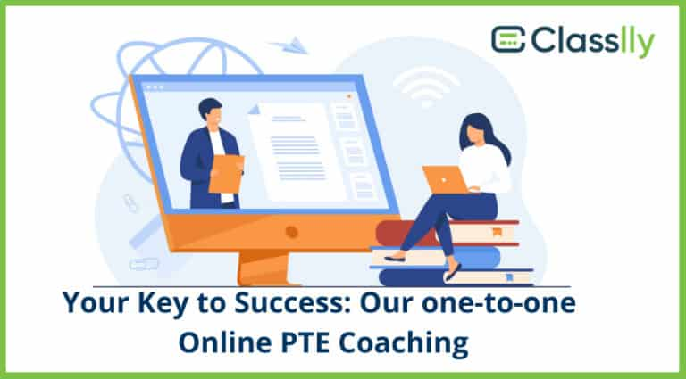 Your Key to Success  Our one to one Online PTE Coaching classly copy 768x425