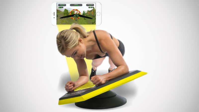 STEALTH Core Trainer – Core & Full Body Gaming Workout