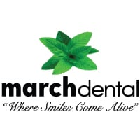 march dental logo fb