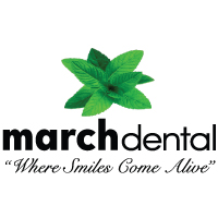 march dental logo fb1