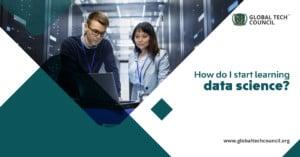 How do I start learning data science
