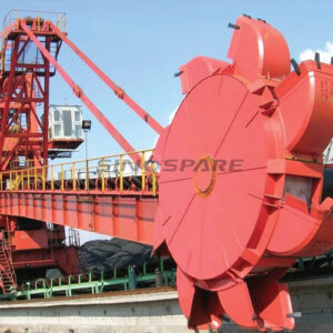 bucket wheel stacker reclaimer for bulk materials handling 300x300