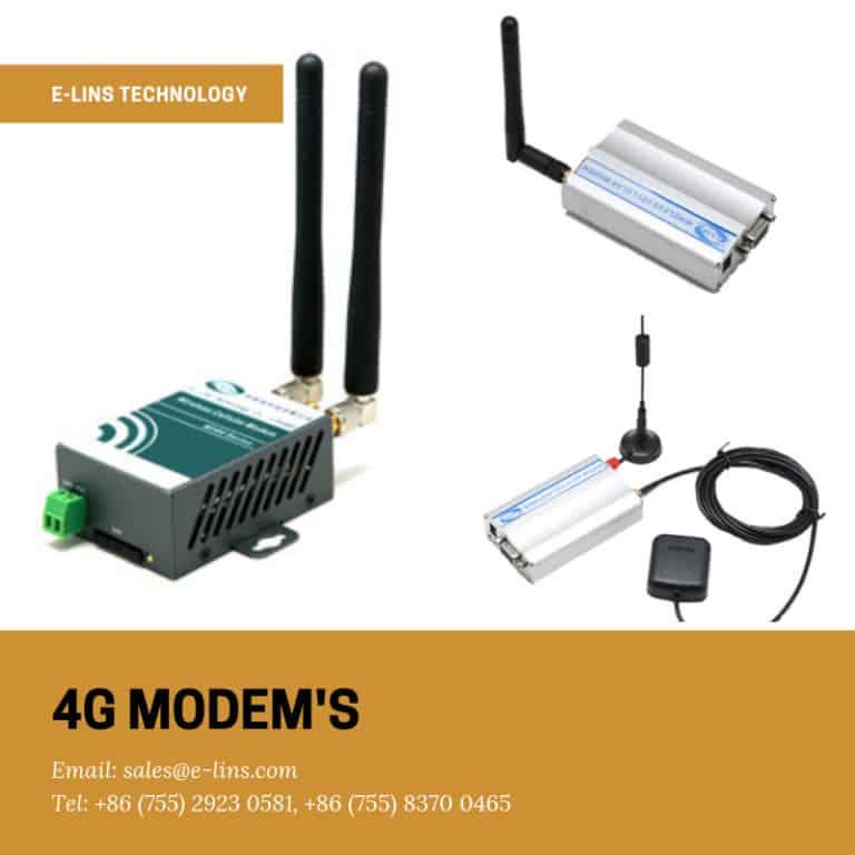 4G Modems by E Lins Technology Co. Ltd. 768x768