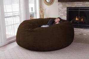 Chill Sack 8-Foot Bean Bag Chair