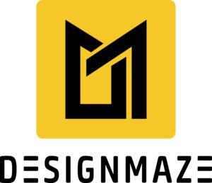 Design maze logo 1 300x260