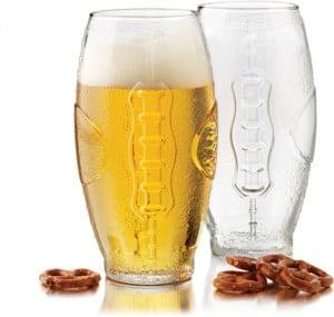 Football Tumbler Beer Glass Set