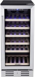 Kalamera 15 Inch Wine Cooler Refrigerator