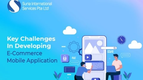 Key Challenges in Developing E-Commerce Mobile Application