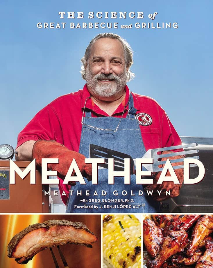 Meathead: The Science of Great BBQ & Grilling