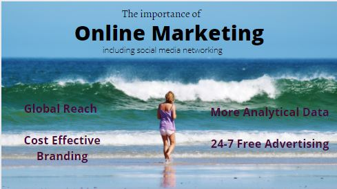 Benefits Of Online Marketing And Social Media Networking