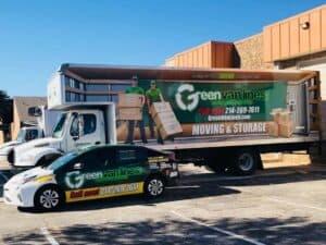 Green Van Lines Moving Company - Dallas
