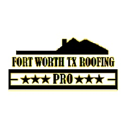 fort worth tx roofing pro logo