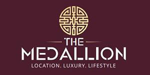 the medallion logo