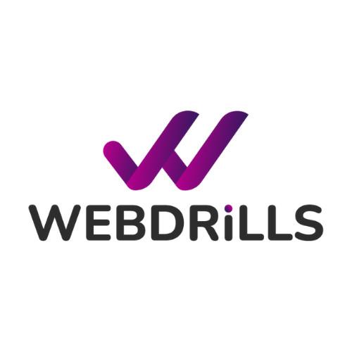webdrills logo