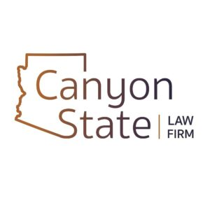 Canyon State Law Firm logo GRADIENT 300x300