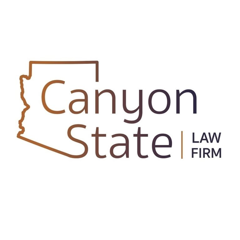 Canyon State Law Firm logo GRADIENT 768x768