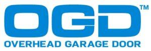 OGD overhead garage door LOGO 300x102
