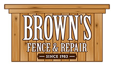 browns fence repair specialists texas
