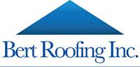 logo bert roofing 240