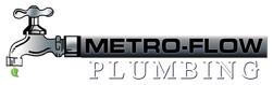 metro flow plumbing logo